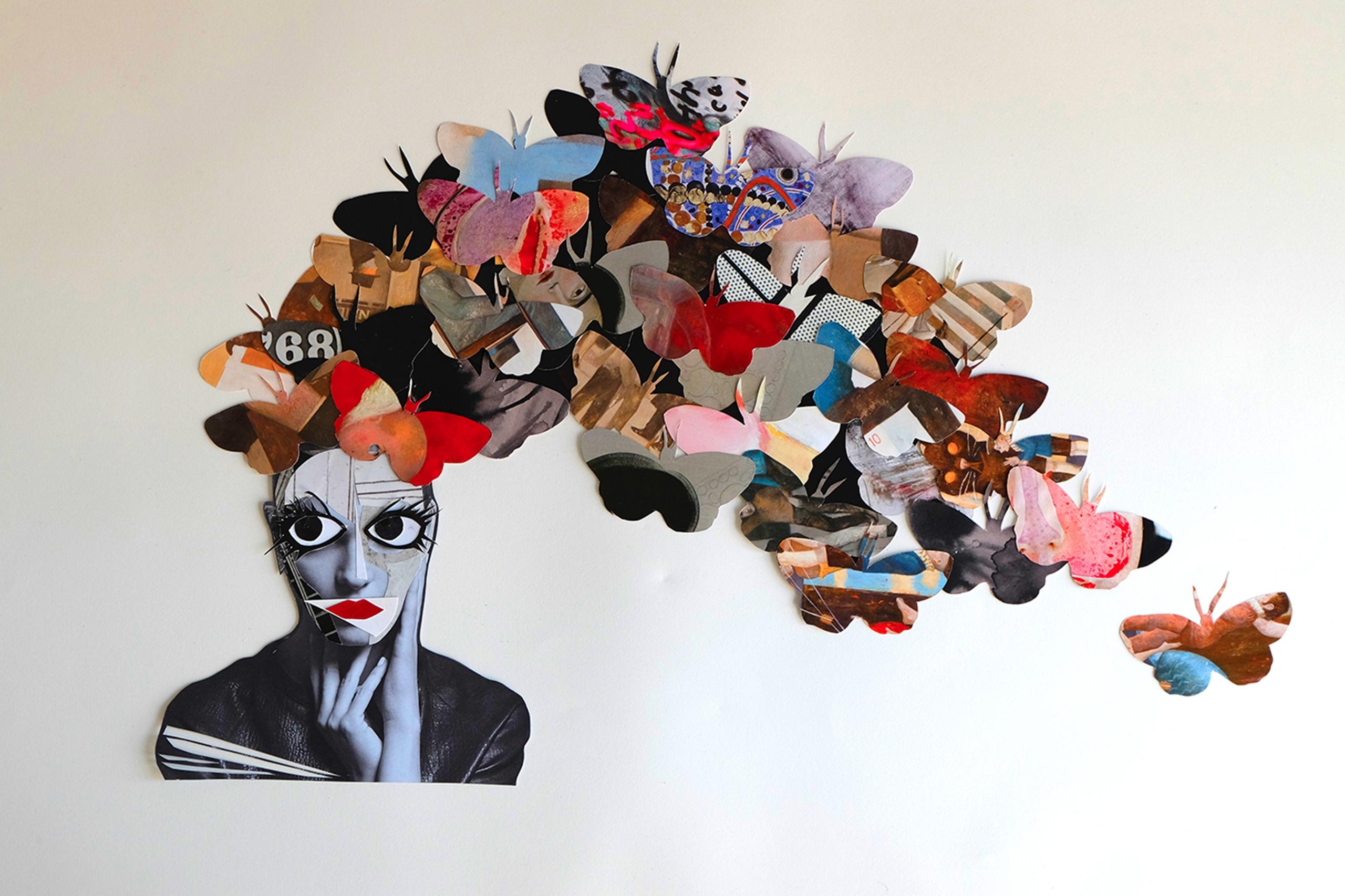 portrait, face, fashion, cutout - marcogallotta | ello