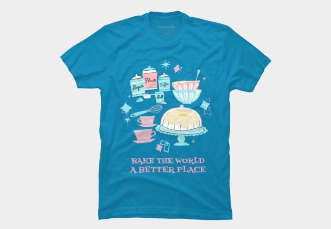 Bake World Place - baking, cooking - littlebunnysunshine | ello