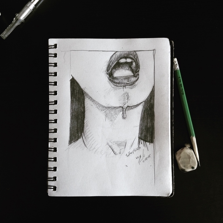 elloillustration, pencils, sketchbook - emiledidit   ello