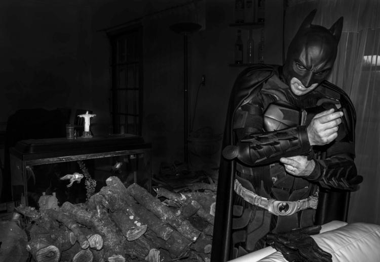 Batman ready, La Plata, Buenos  - veruk_a   ello