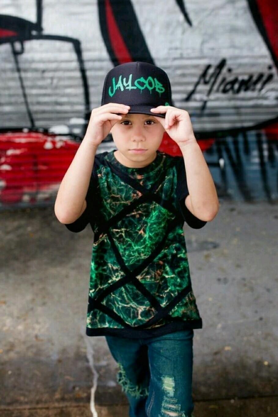 Jaycob mighty fly custom hat. H - arocho_apparel | ello