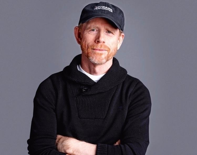 Director Ron Howard shares cryp - bonniegrrl   ello