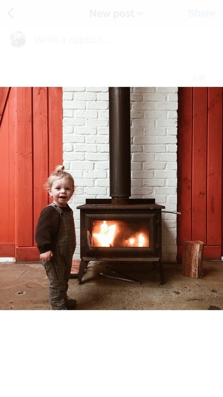 fire, Alfie! Winter hit Perth t - eloisevictoria | ello