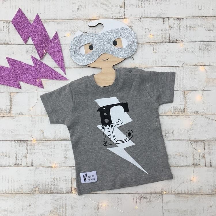 Kids personalised lightning bol - minaandthemoon | ello