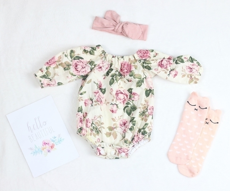Sweet vintage rose romper :star - something_for_grace | ello