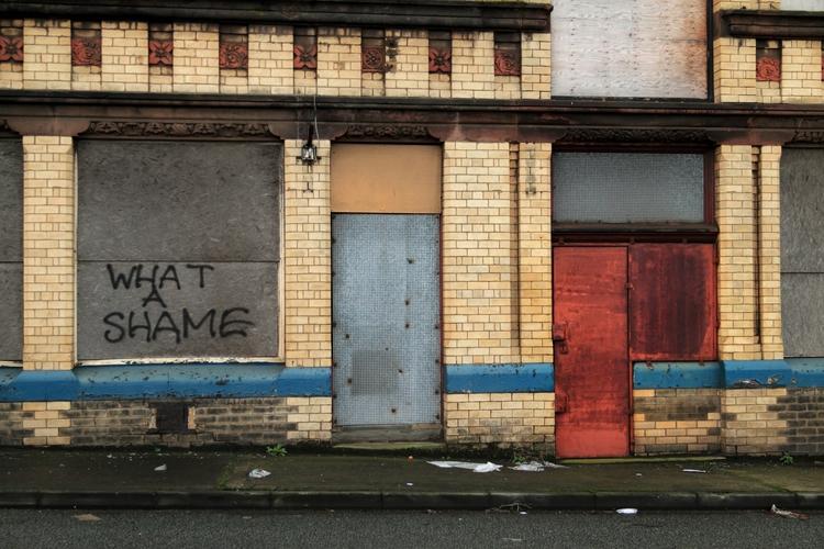 Wat shame, Liverpool, October 2 - carolinegreg | ello