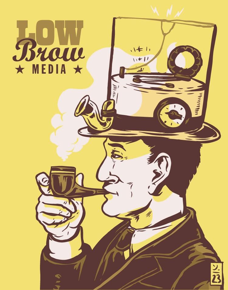 Brow Media - illustration - thomcat23   ello