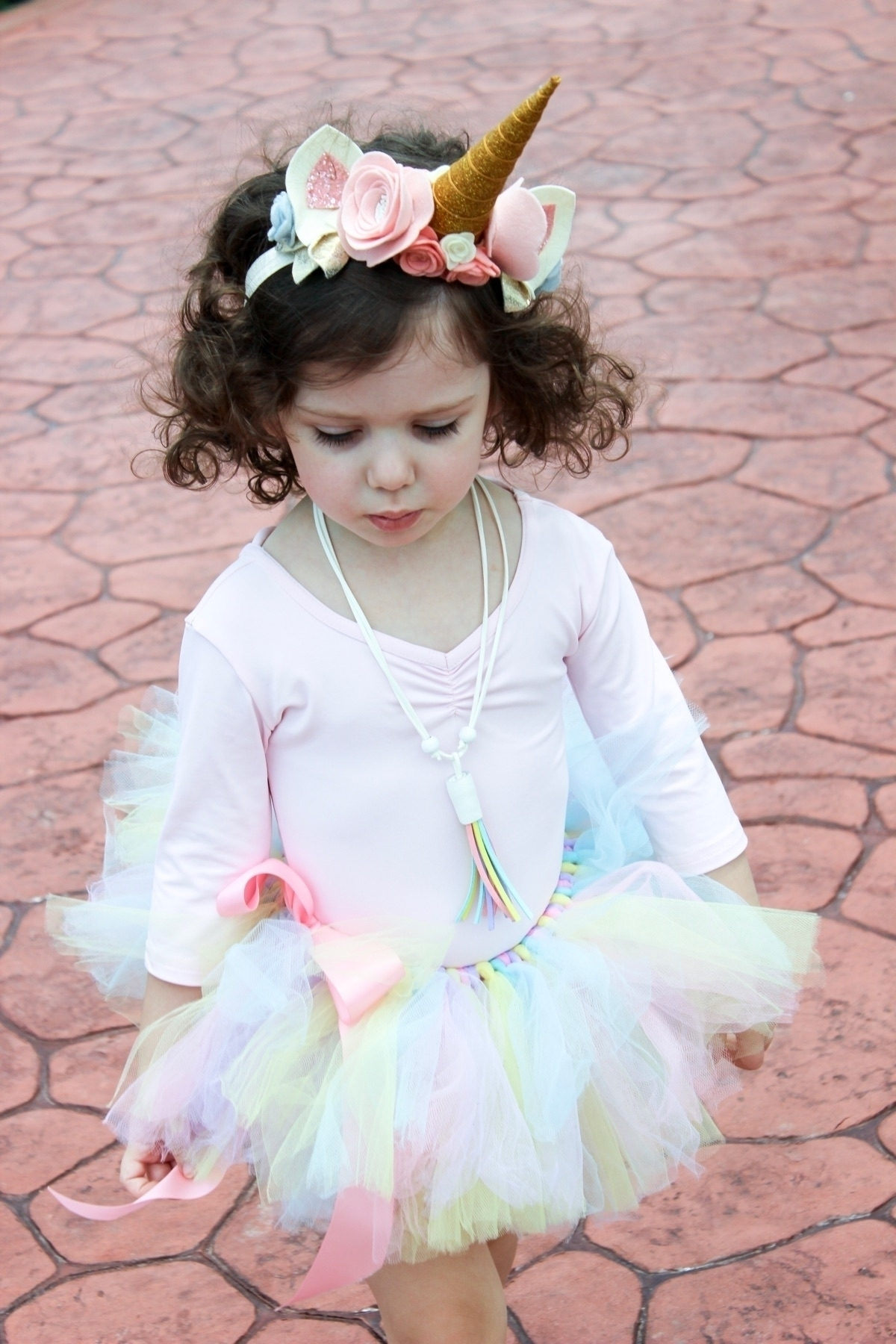 Unicorn headband Tutu BEAUTIFUL - adventures_of_evie | ello
