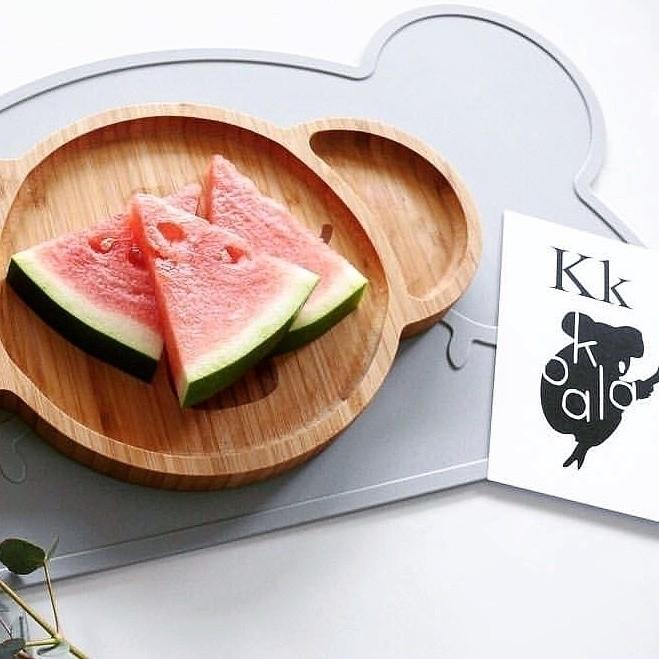 Koa-lity plates durable safe ch - emondokids | ello
