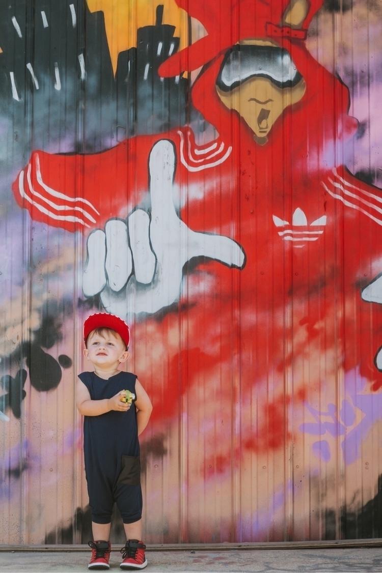 pledge allegiance Adidas romper - radlittleizzy | ello
