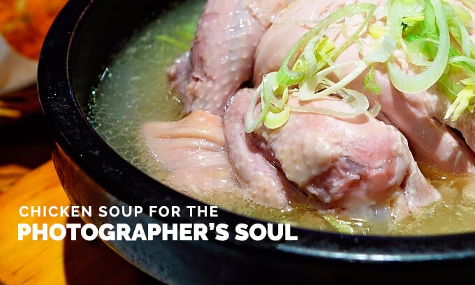 Chicken soup - photography, tips - wxzhuo | ello
