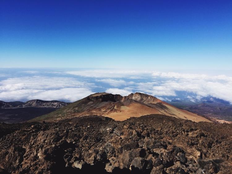El Teide, Teneriffa 2016 - slimiles | ello