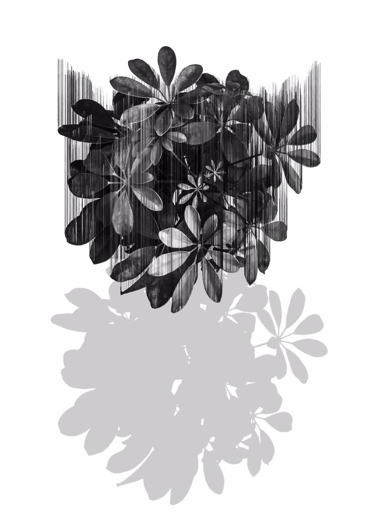 Glitched Plant Series Super stu - adampriester | ello