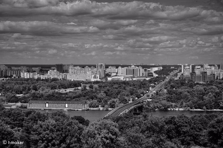 View Hills Left Bank Kiev) | Fl - t-maker | ello