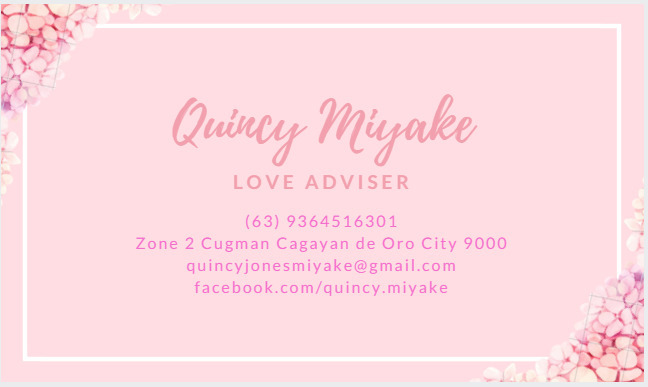 Canvatime, BusinessCard_02 - quincymiyake | ello