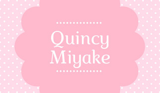 CanvaTime, BusinessCard_03 - quincymiyake | ello