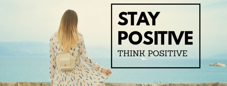 CoverPhoto, StayPositive, ThinkPositive - quincymiyake | ello