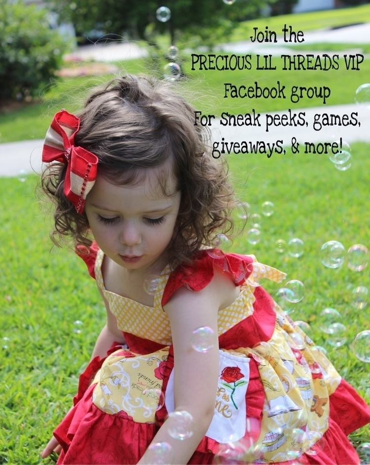 Join PRECIOUS LIL THREADS VIP F - adventures_of_evie | ello