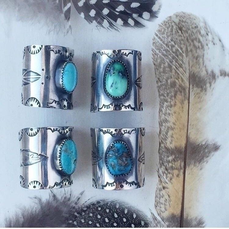 love feathers symbolism rings E - blackumbrellajewelry | ello