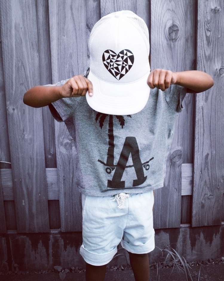 Shop Snapback Shirt Shorts - lilxokings - twins_onpoint | ello