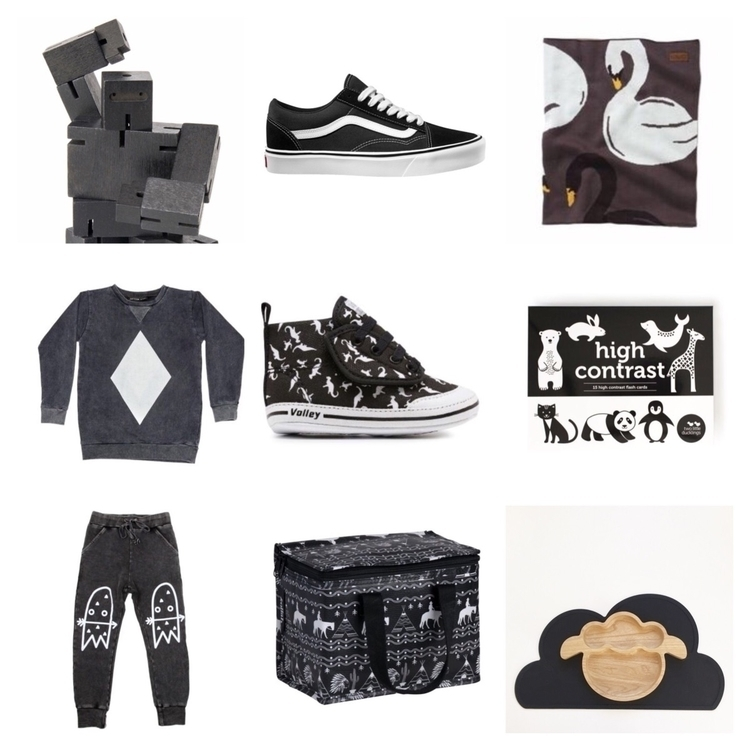 Monochrome love - monochrome, kidsfashion - projektlittle | ello