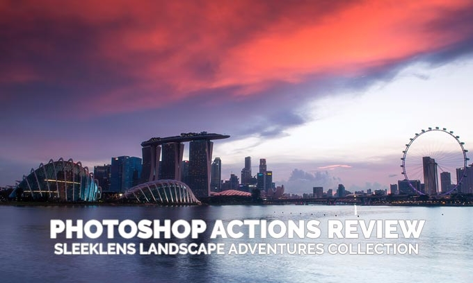 Sleeklens Landscape Adventures  - wxzhuo   ello