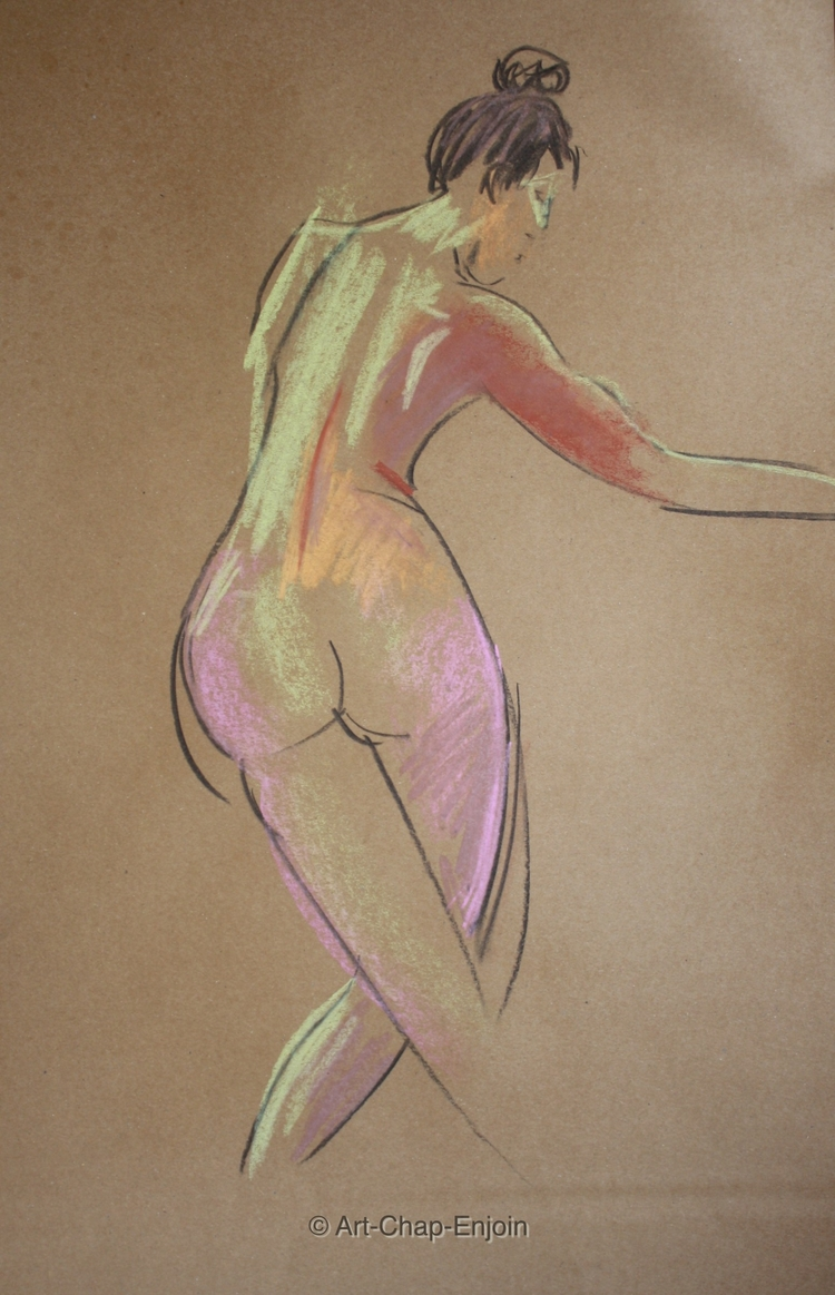 - Life drawing life classes 5 m - artchapenjoin | ello