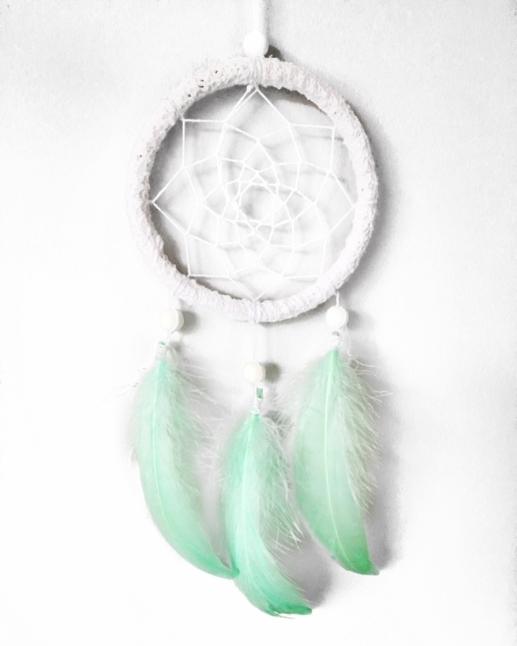 Mint Monday - boho, dreamcatcher - willalynandme | ello