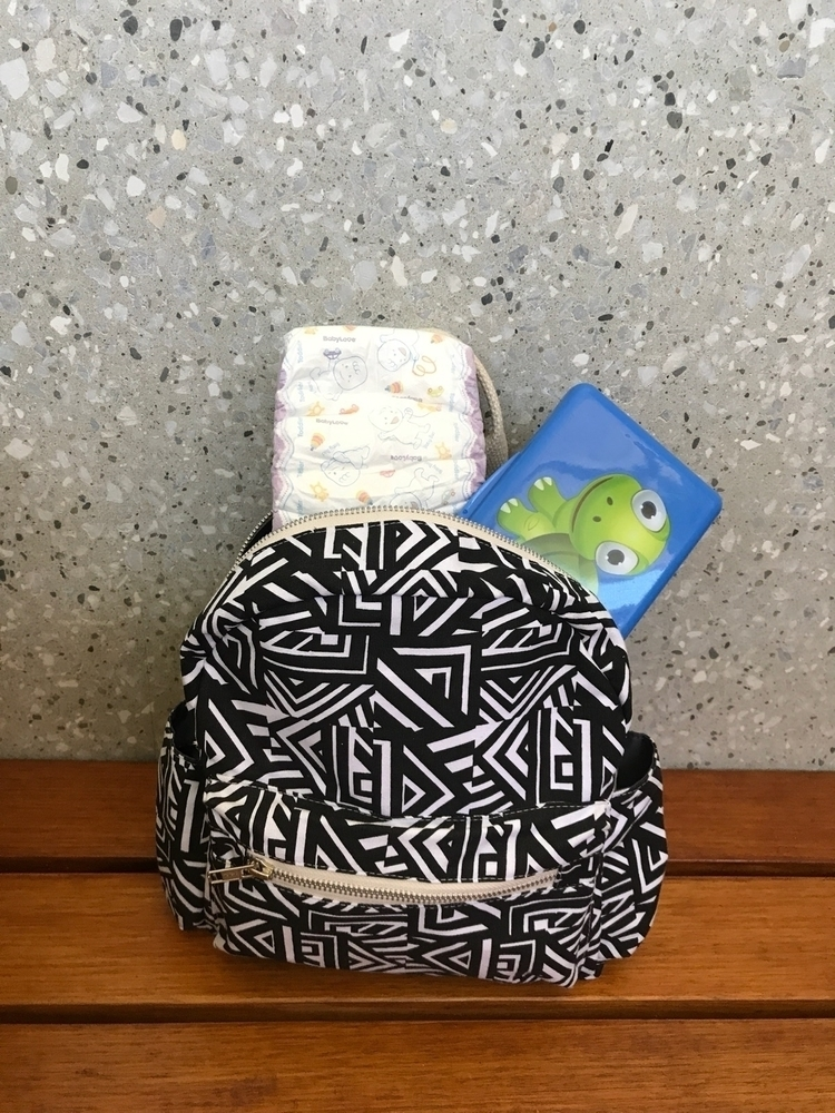 Archie Backpack great nappy bag - zeke_and_co | ello