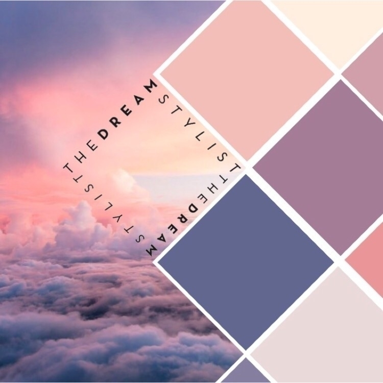 Colour inspiration - pretty sky - dreamstylist | ello