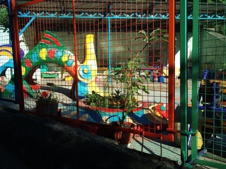 digital_reality - kinder_garden - swamikalki | ello