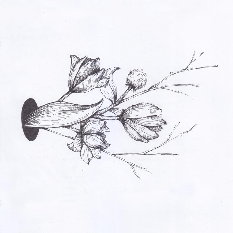 dark petals - 2 - ricksipamungkas | ello