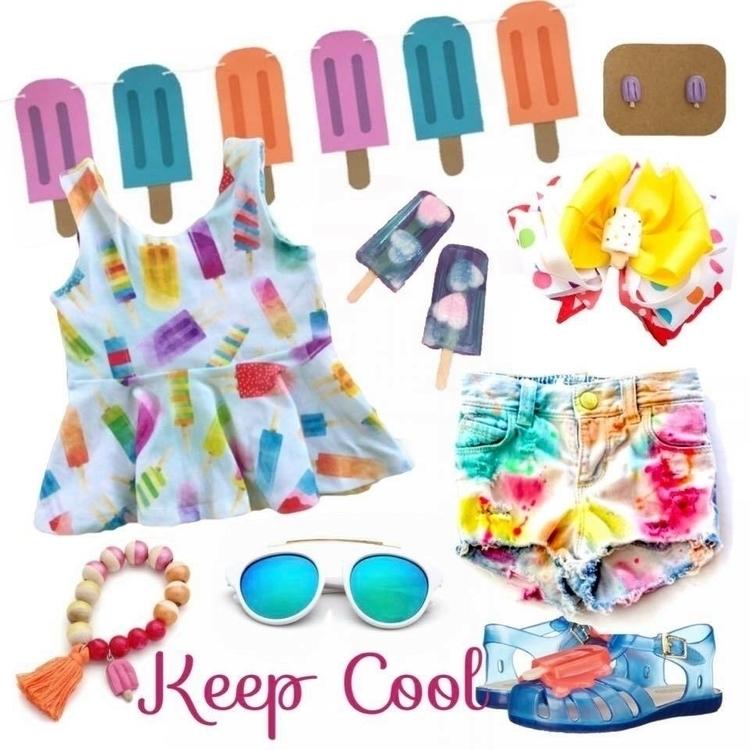 Summer Days! Banner Top Bracele - cinderellabowtique | ello
