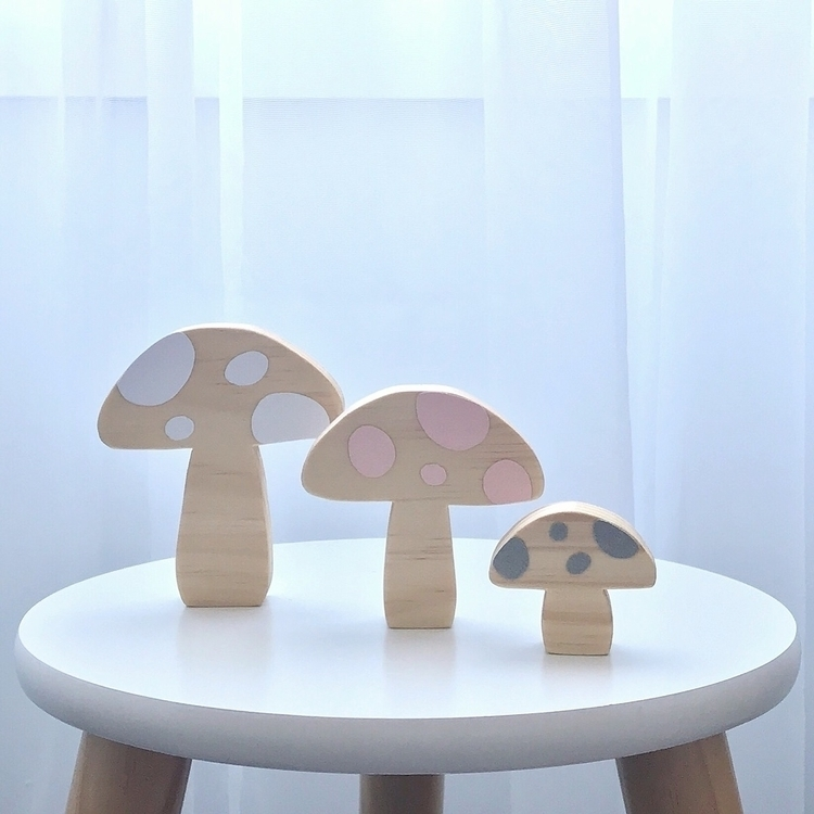 mushies cuter?! love!  - supportsmallbusiness - tegan_jean | ello