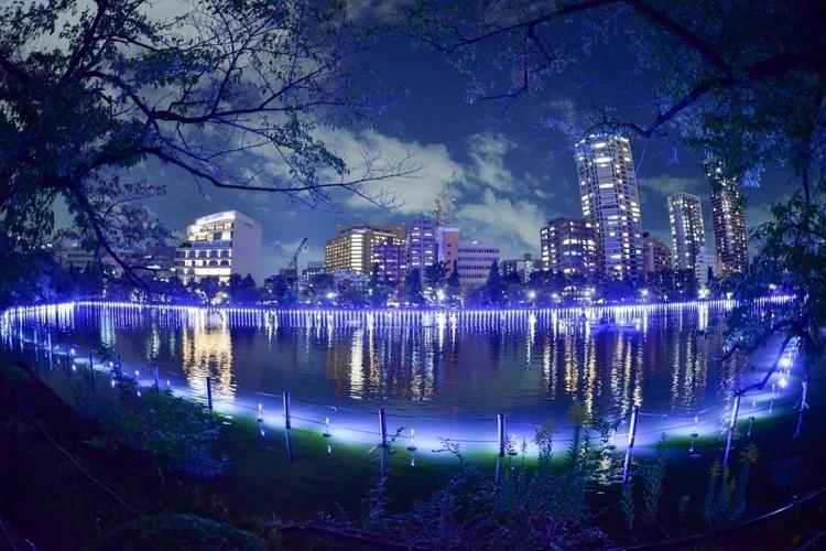 Blue fantasy. - tokyo - yoshirou   ello