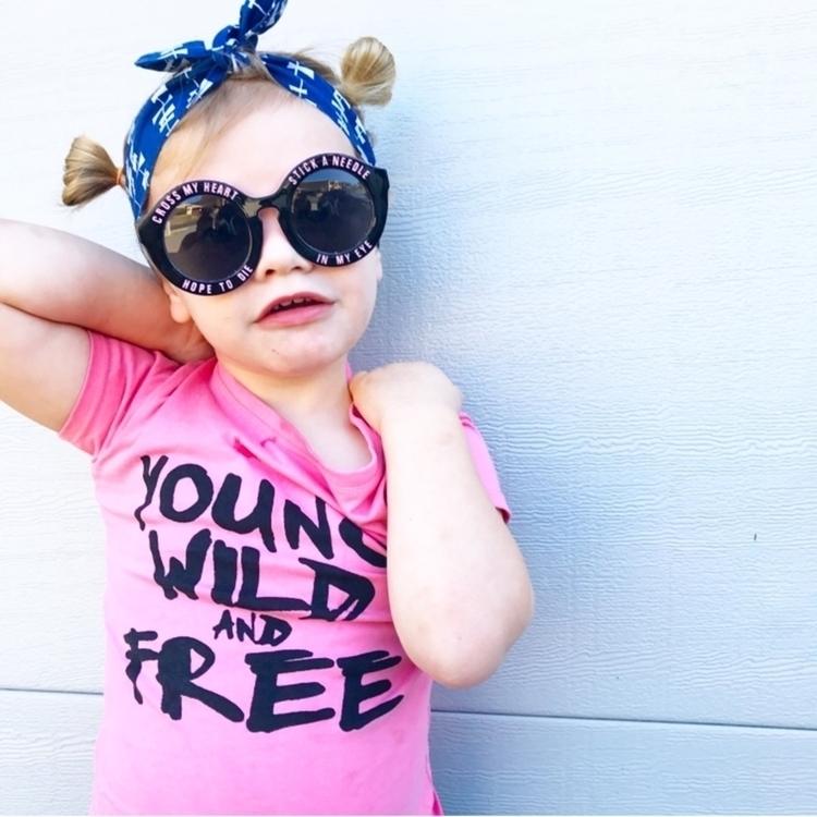 Young, wild free! Meekas enviou - meekaloveslife | ello