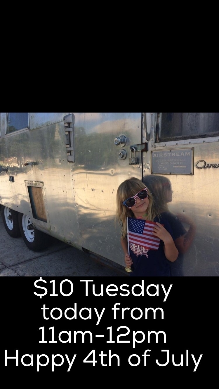 $10 Tuesday today 11am-12pm. ho - shannon_noelke_metal_arts | ello