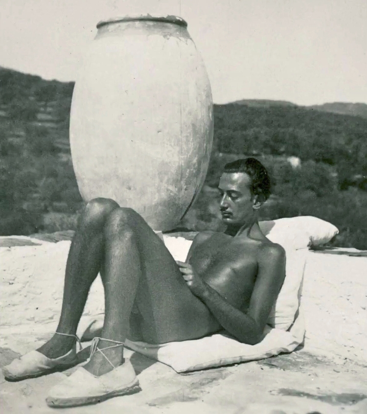 HEROES, Dali - artist, writer, artpublisher - johnhopper | ello