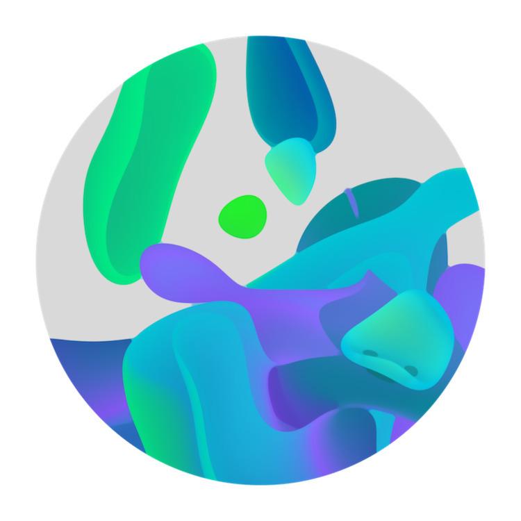 Lava Lamp - art, abstract, color - zeroing | ello