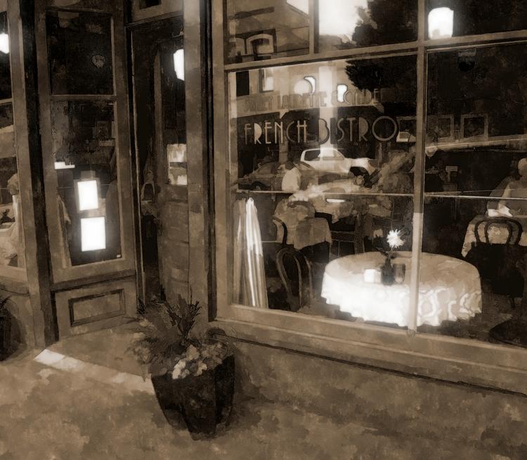 Bistro street house - photography#food#restaurant#neighborhood#mkelty - mkeltyjewelry | ello
