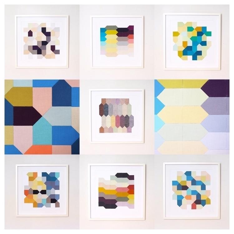 Quilt Print series - ellotextiles - skinnymalinkyquilts   ello