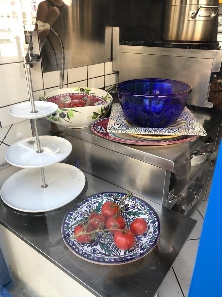 Kitchen life, Burggasse, Vienna - barbarabrynklare | ello