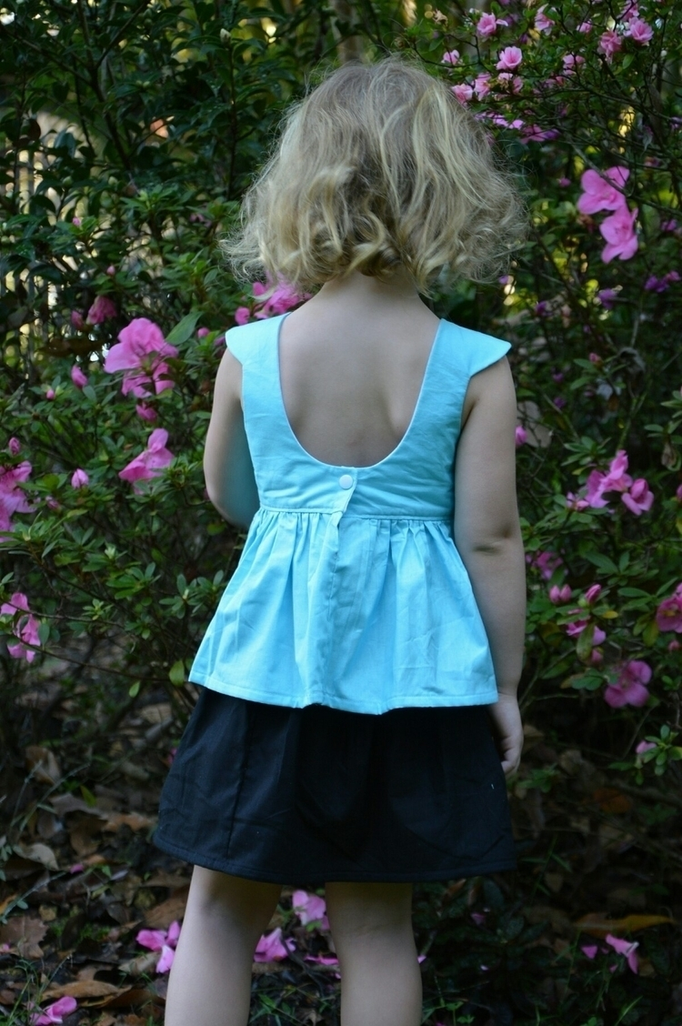 fave Scoop peplum basics skirt - reganraine_handmade | ello