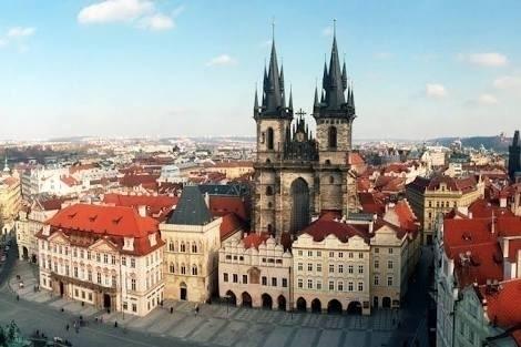 Praga, República Tcheca - oiviagem | ello