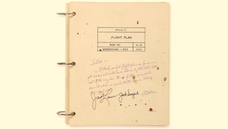 Flight plan legendary Apollo 13 - valosalo | ello