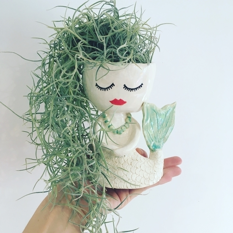 mermaid purrmaid finished Etsy  - livingdecortwins | ello