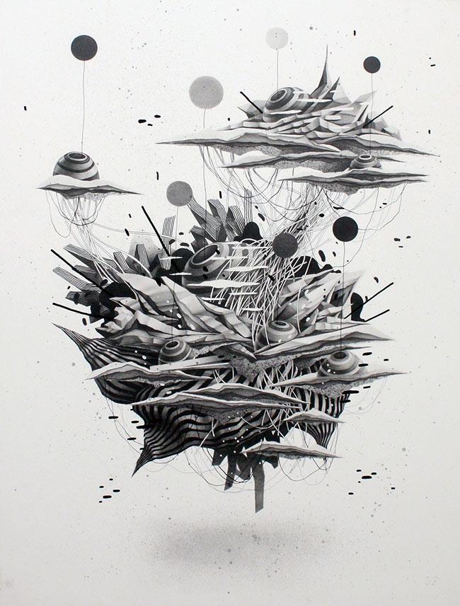 'Untitled 25' Jeremy Nichols - jeremynichols - wowxwow | ello