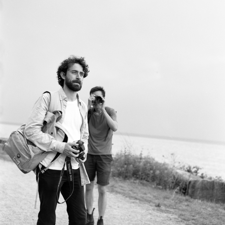 Bluffs, Scarborough, Film - lipthin | ello