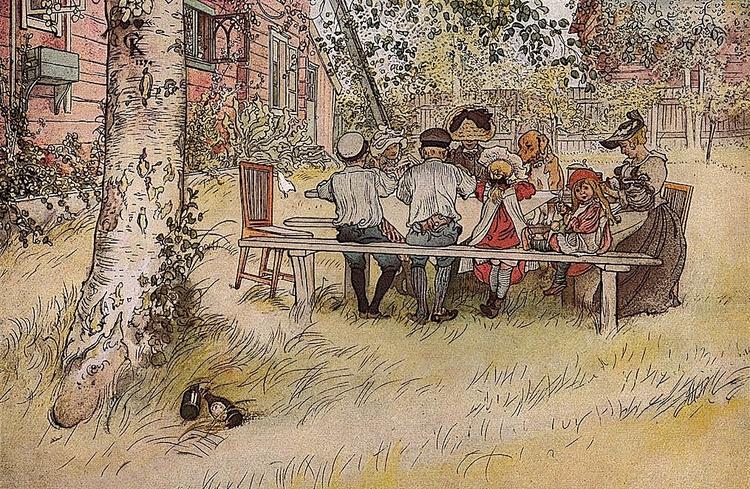 Carl Larsson 1853-1919 (1896) F - tomasstein | ello