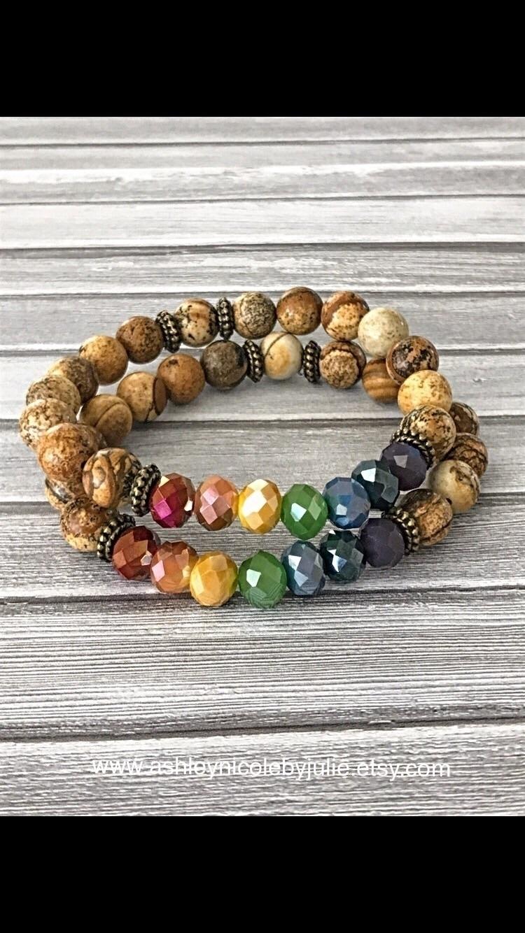 Chakra healing bracelets! Promo - ashleynicolebyjulie | ello